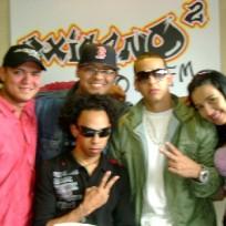 El equipo de Oxigeno con Daddy Yankee!