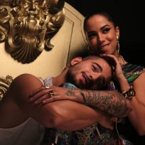 Maluma y Anitta (2)