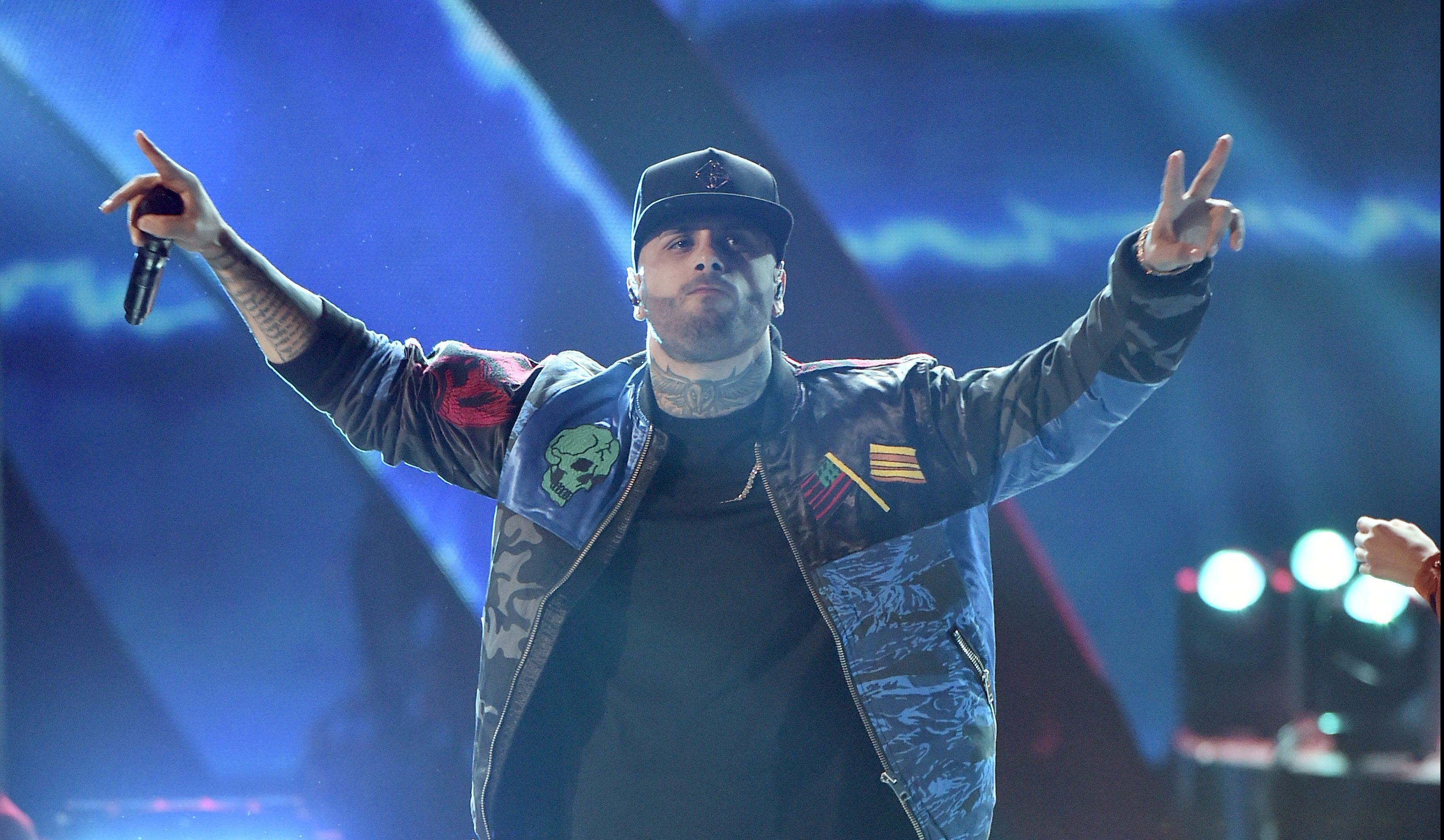 """Nicky Jam estrena el """"Concept Video"""" de """"No te puedo olvidar"""""""