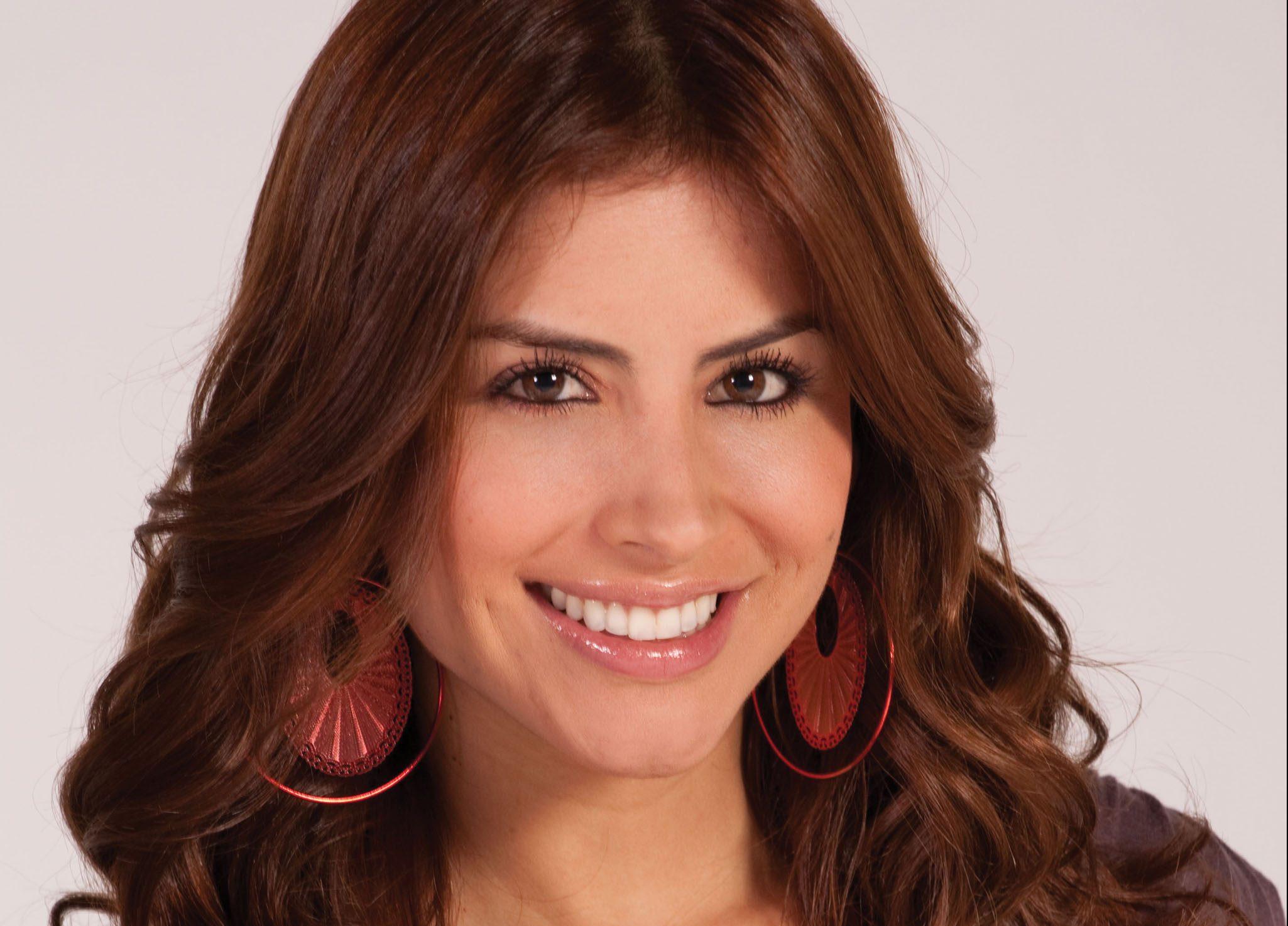 Jessica Cediel fue captada 'besándose' con uno de sus compañeros del  programa 'Yo Me Llamo' - Oxigeno.fm