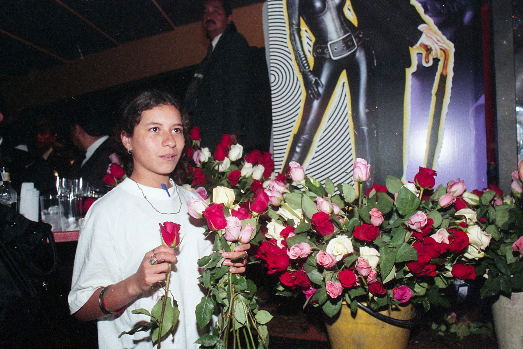La 'Vendedora de rosas' se realizó una cirugia plástica y ...