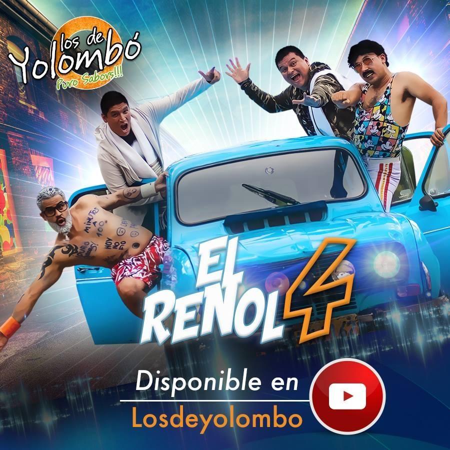 """Parodia colombiana """"El Renol 4"""" estremece las redes sociales"""