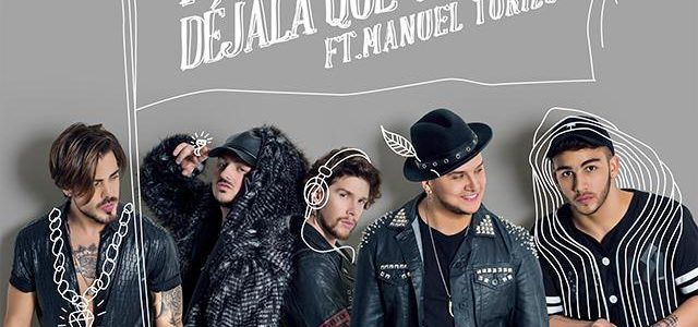Piso 21 se apodera de las plataformas digitales de música con 'Déjala que vuelva' junto a Manuel Turizo