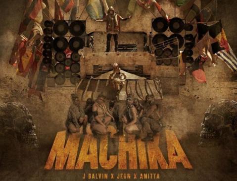 J Balvin lanza su esperado sencillo 'Machika' junto a Anitta y Jeon