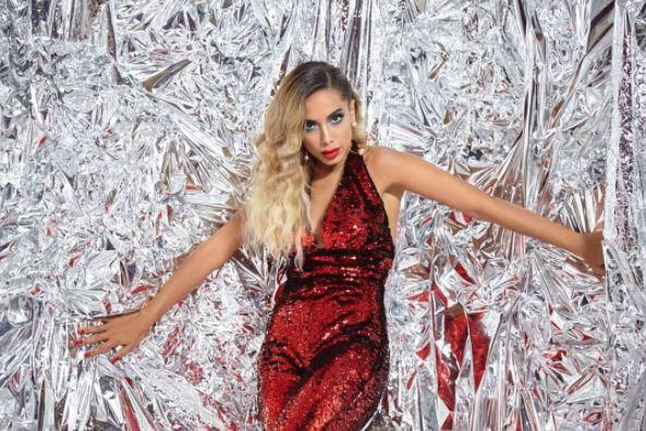"""Anitta lanzó su nuevo single llamado """"Indecente"""""""