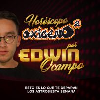 Horóscopo por Edwin Ocampo parasicologo