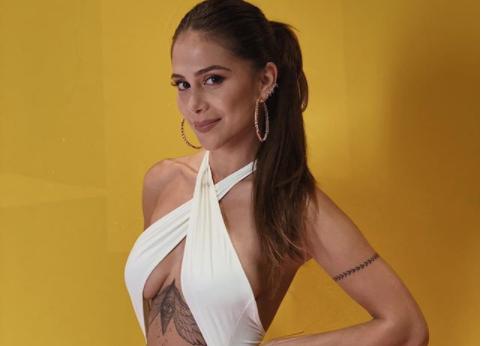 El Nuevo Tatuaje De Greeicy Rendon En Su Pecho Que Paraliza Instagram