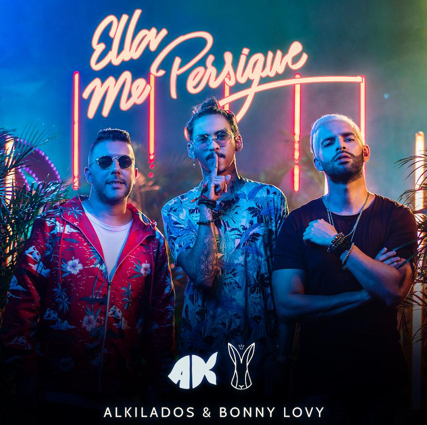 Alkilados lanza su single 'Ella Me Persigue' junto Bonny Love