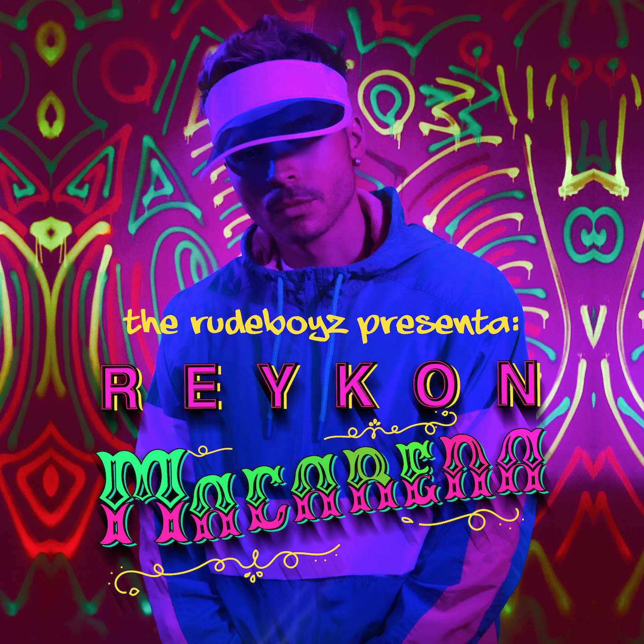"""Reykon lanza """"Macarena"""" y nos invita a un viaje entre realidad y fantasía"""