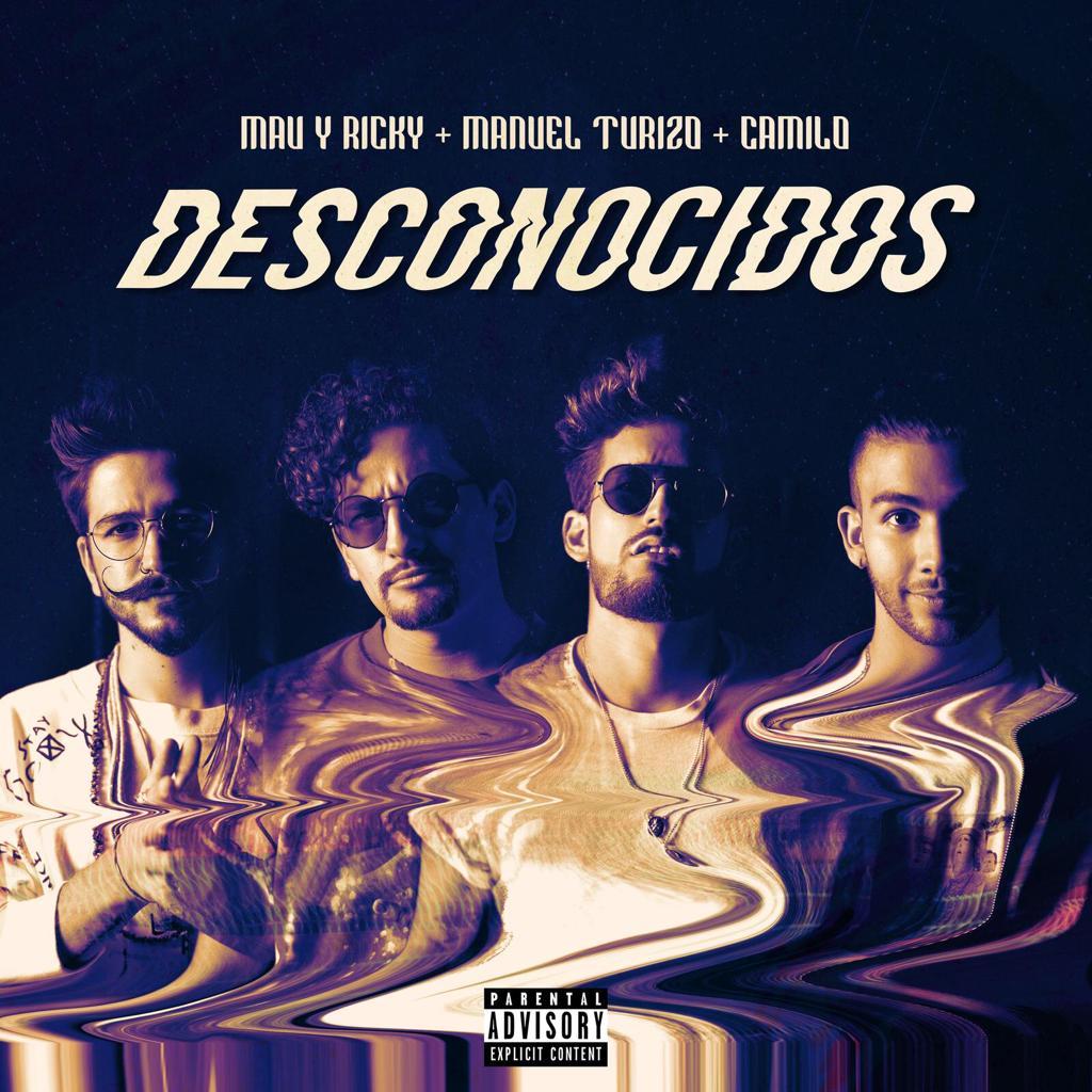 Mau & Ricky estrenan el video de su canción 'Desconocidos' junto a Manuel Turizo y Camilo Echeverry