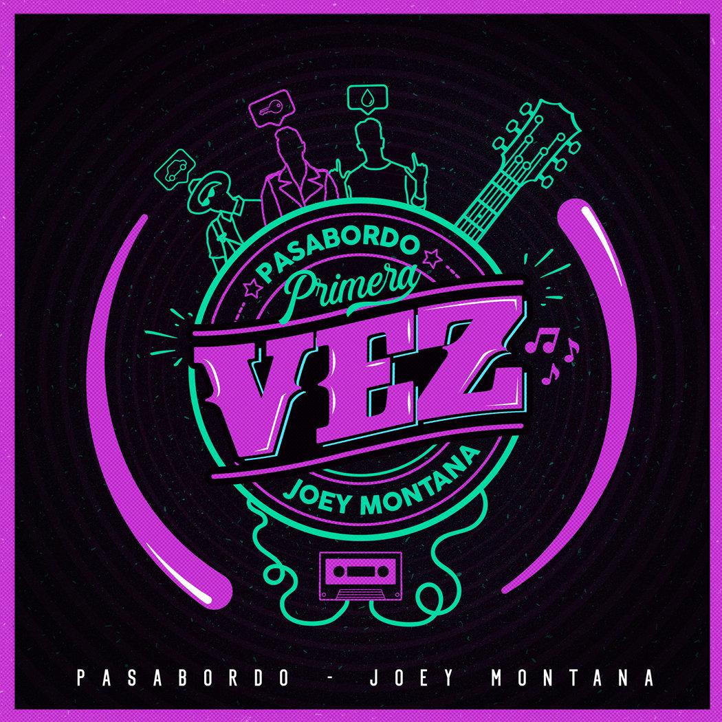 """¡Nueva canción! Pasabordo y Joey Montana estrenan """"Primera vez"""""""