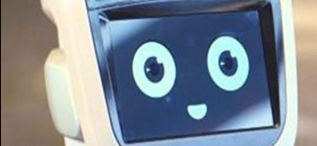 Robot capaz deamar