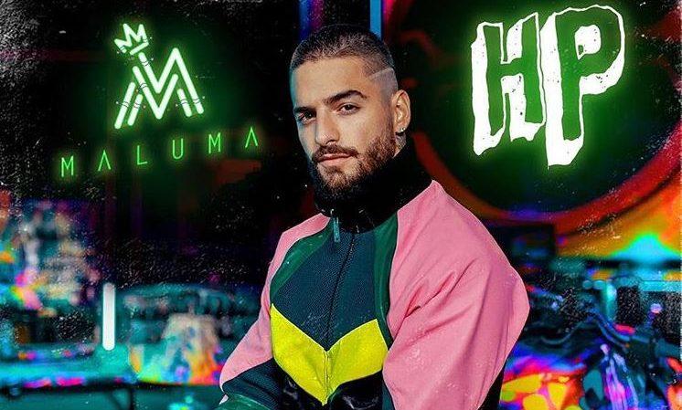 Maluma estrena su nueva canción titulada HP