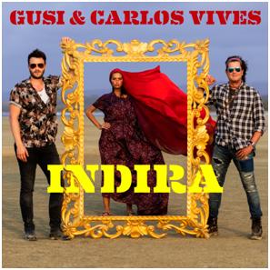 Gusi y Carlos Vives le dan una nueva vida a #Indira