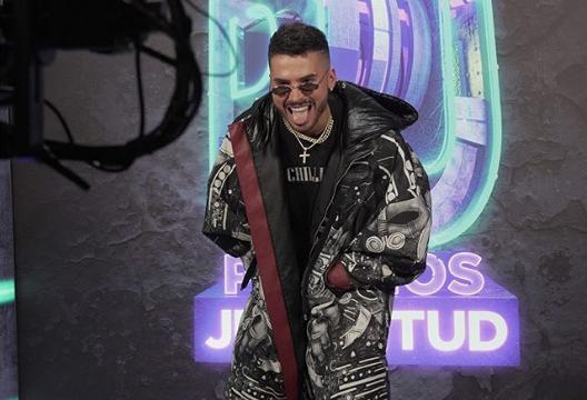 Reykon más fuerte que nunca en los Premios Juventud 2019