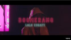 """Lalo Ebratt estrena """"Boomerang"""""""
