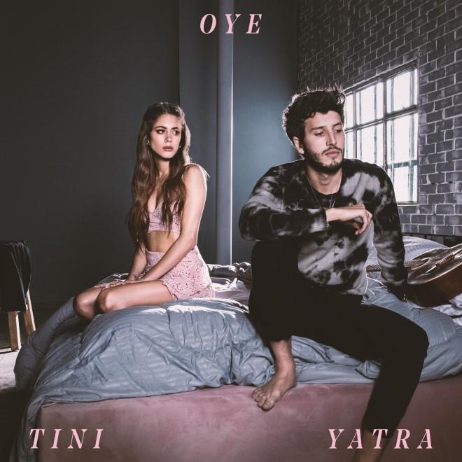 """Tini y Yatra lanzan su nuevo single y video """"Oye"""", nuevo capítulo de su romántica historia"""