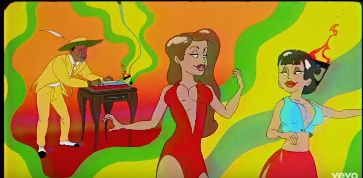 Tyga y Ozuna, como Los Del Río en su remix de 'Ayy Macarena'