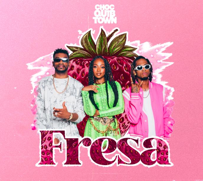 'Fresa', el nuevo sencillo de ChocQuibTown dedicado a los 'tibios'