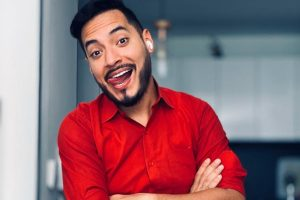 'El Pollo Díaz' demostró con su talento por qué lo suyo es el humor