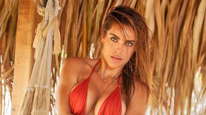 Sara Corrales publica candentes fotos con su supuesto nuevo amor