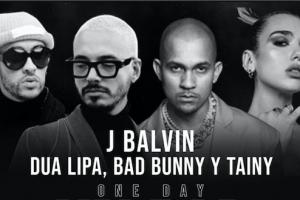 Actriz de 'La casa de papel' que se une a J Balvin, Dua Lipa y Bad Bunny en 'One day'