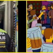 ¿Será otra nueva predicción de Los Simpson? Cierran bar clandestino que funcionada como tienda de mascotas