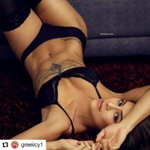 Greeicy Rendón encendió las redes una cantante foto en lencería