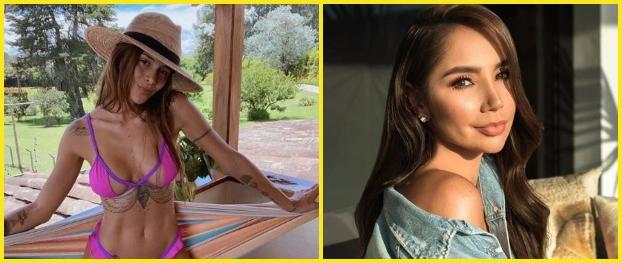 Inspirada en Greeicy Rendón, Paola Jara cantó 'Los consejos'