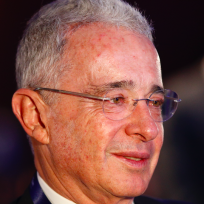 Expresidente Álvaro Uribe Velez