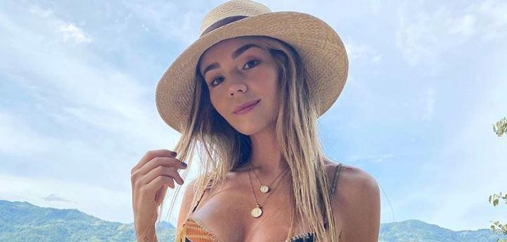 Tuti Vargas burló la censura en Instagram con una foto desnuda y en la cama