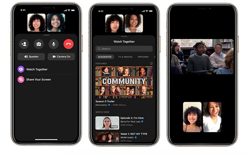 La nueva funcionalidad que trae Facebook para ver videos con amigos