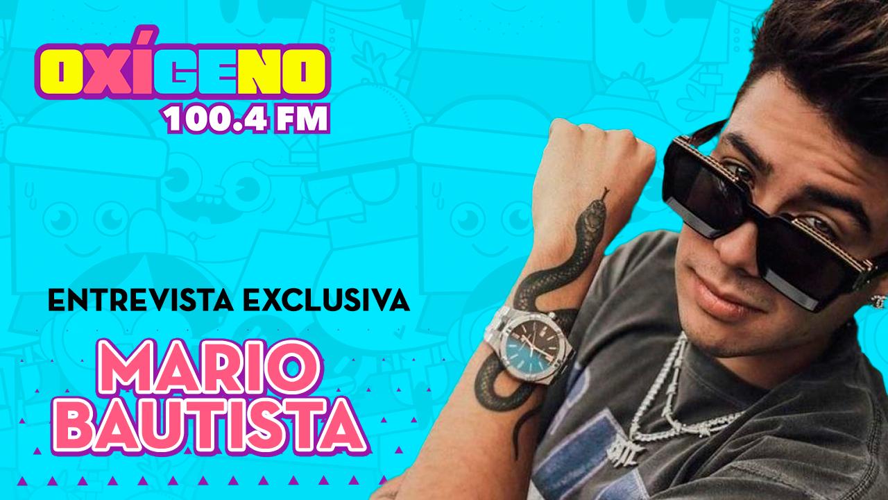 Entrevista: Mario Bautista habla del éxito de 'Tequila' y sus próximos proyectos