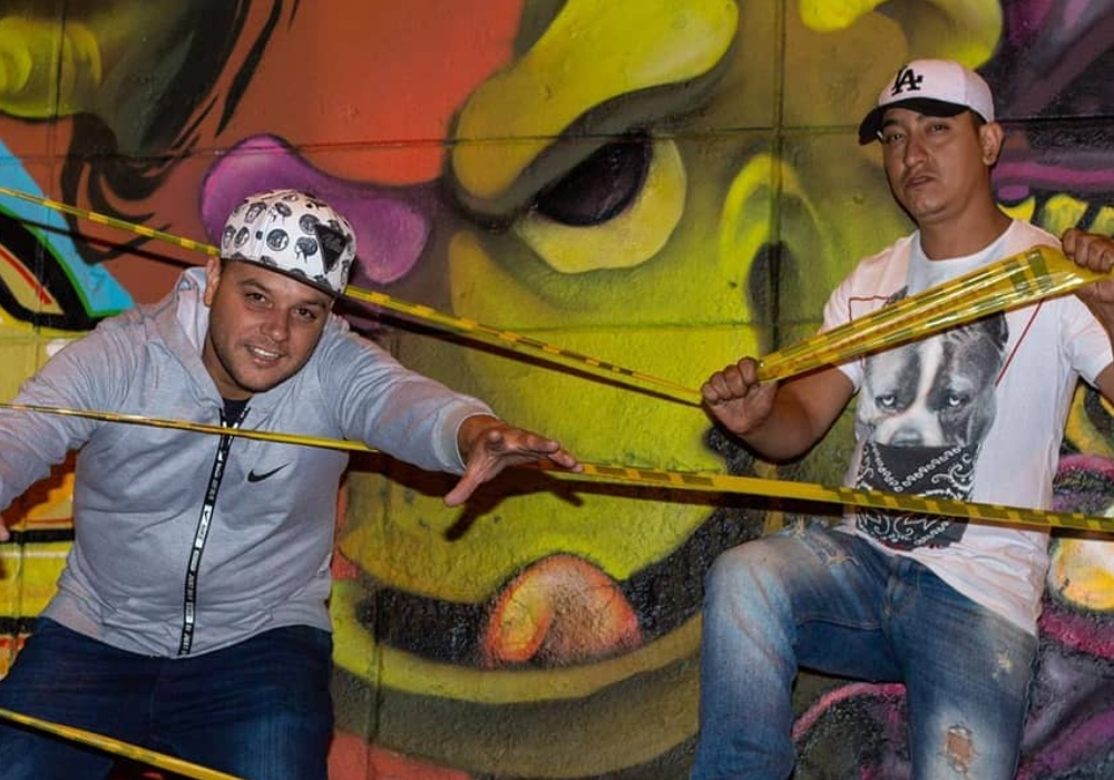 DN'T MUSIC C13: un dúo que llega a Made in Medellín con letras cargadas de sentido social