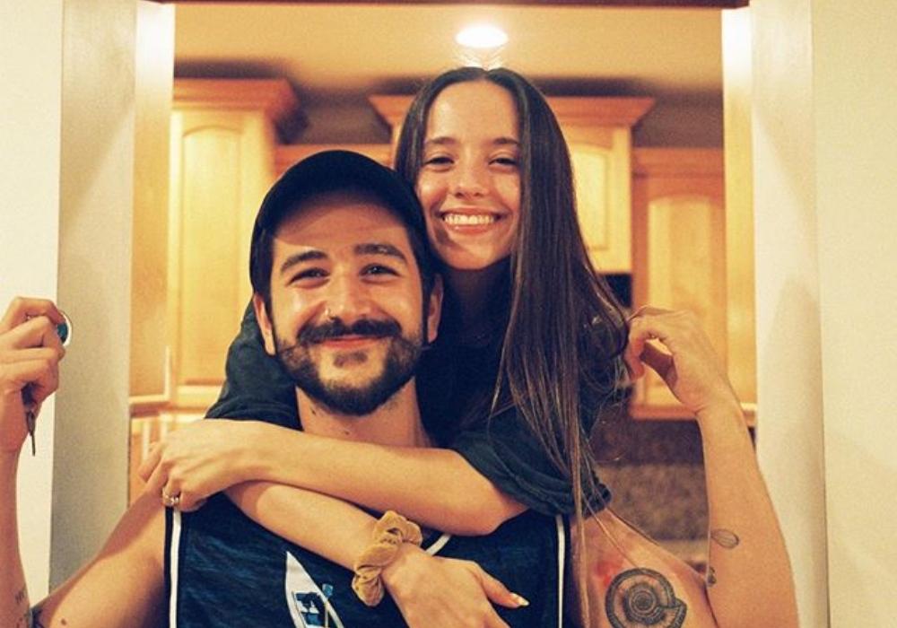 Evaluna y Camilo se casaron por segunda vez, esta vez ante la ley