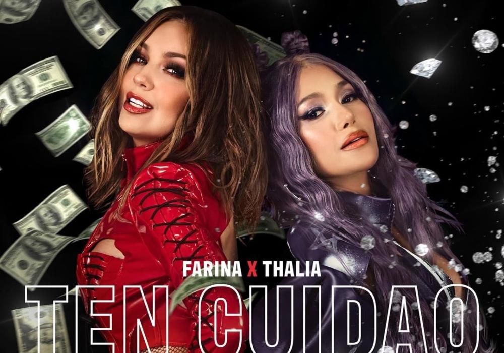 A dos días de su estreno, 'Ten cuidado' de Farina ya es un éxito mundial