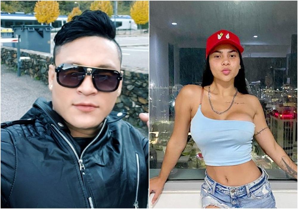 Paola Ariza, 'La pela viejos', se fue a los golpes con el cantante al que le debe 12 millones de pesos