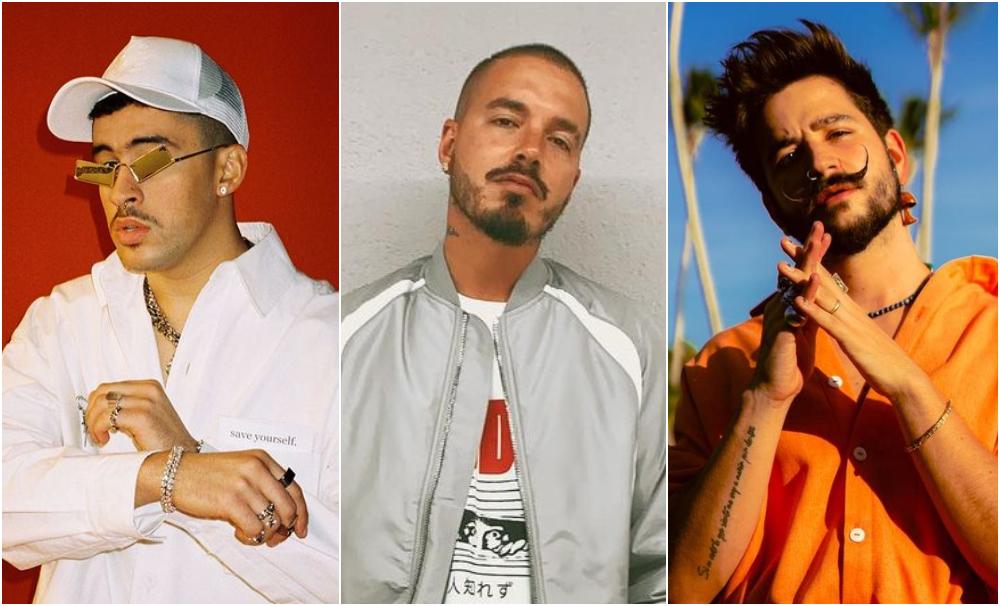 Bad Bunny, J Balvin y Camilo entre los nominados a los Grammy 2021