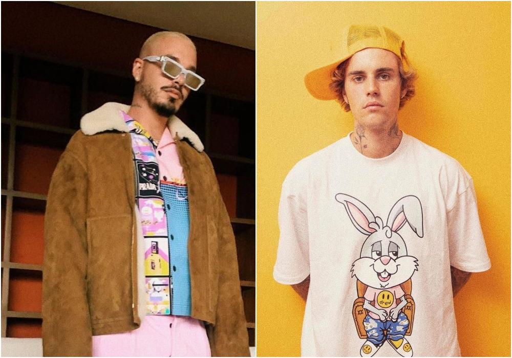 "J Balvin se une con Justin Bieber en el remix de ""Mood"""