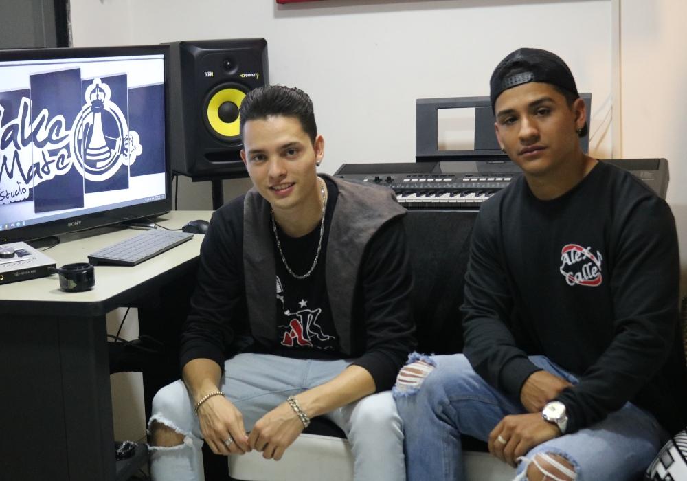Kano y Alex Calle: artistas que llegan a Made in Medellín con su estilo romántico