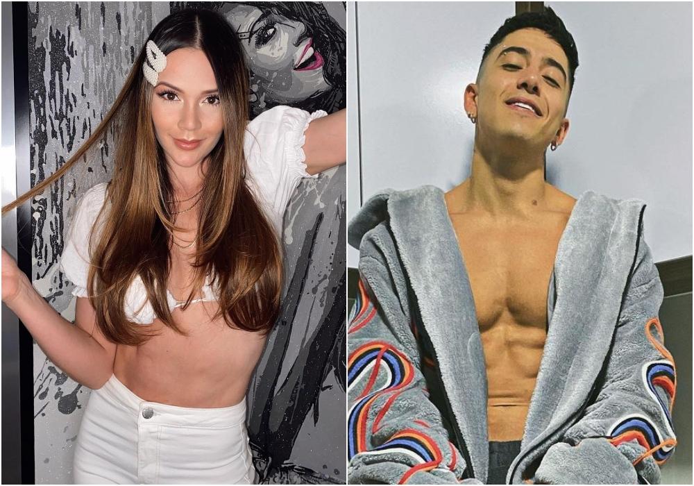 Lina Tejeiro y Andy Rivera estarían juntos: una señal lo muestra
