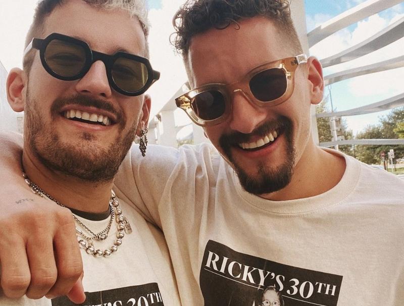 Ricky Montaner cumplió 30 años y lo celebró con una lujosa fiesta