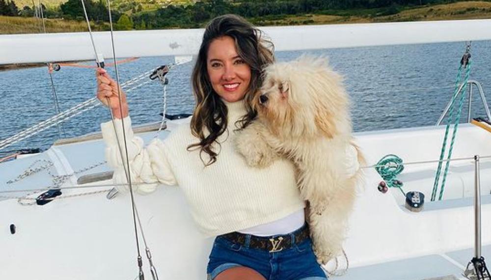 """""""Por fin tengo mi prótesis"""": Daniela Álvarez mostró la pierna con la que volverá a caminar"""