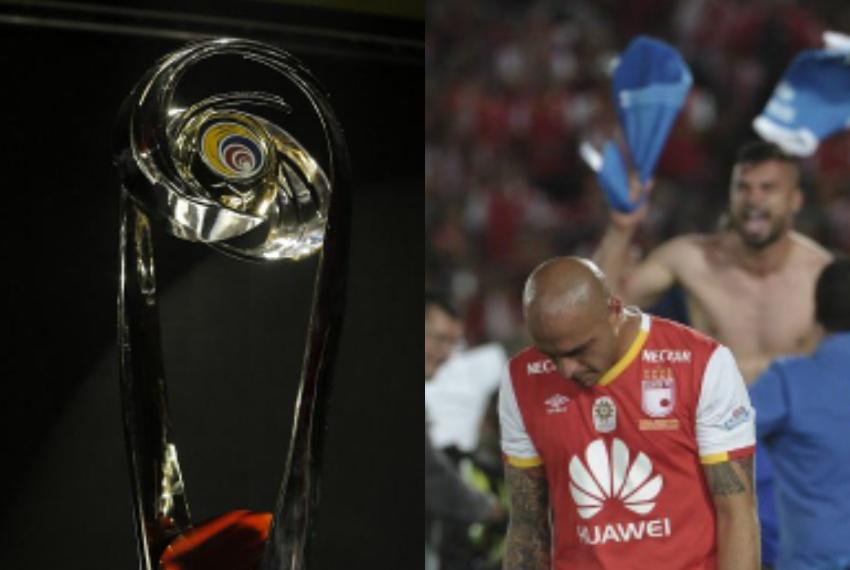 Los memes de la goleada de América a Santa Fe en la final de ida del Fútbol Colombiano
