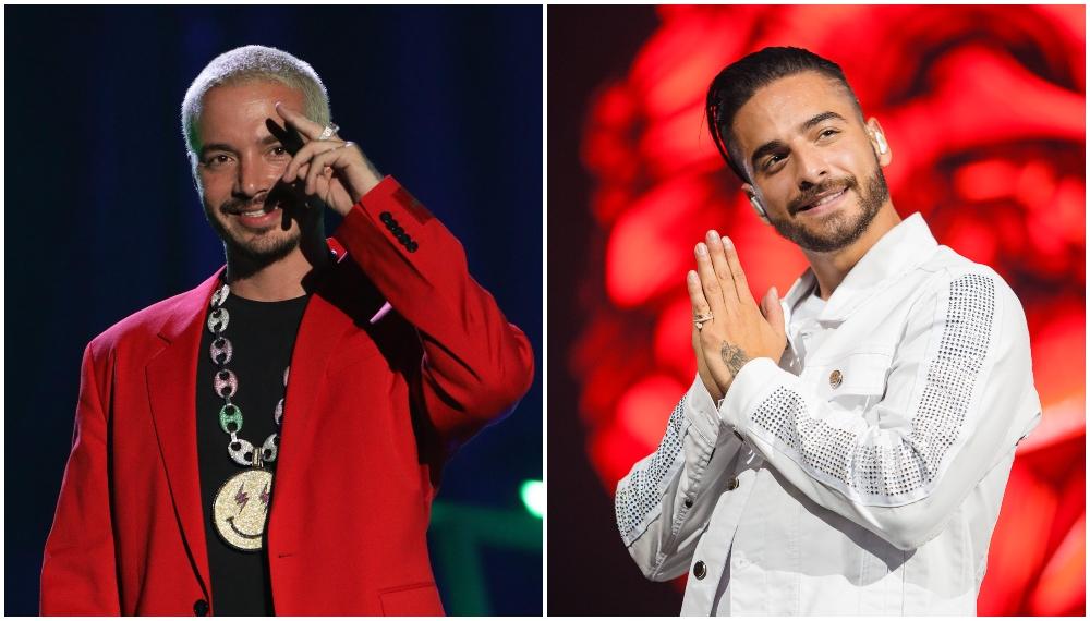 J Balvin y Maluma son los artistas con más nominaciones en Premios Lo Nuestro 2021