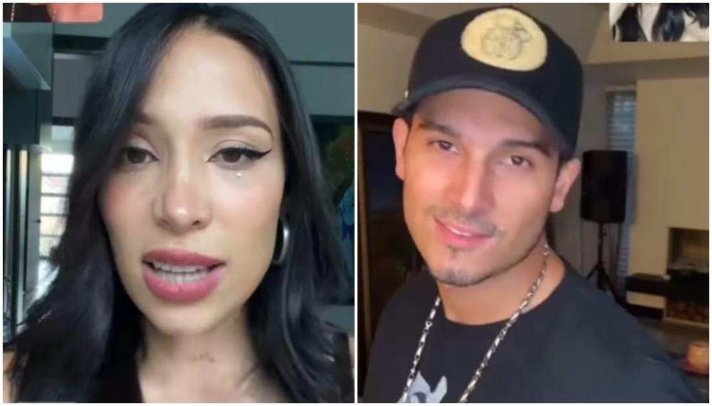 """""""Se le fue la mano con autotune"""": critican a Luisa W por cantar junto a Pipe Bueno"""