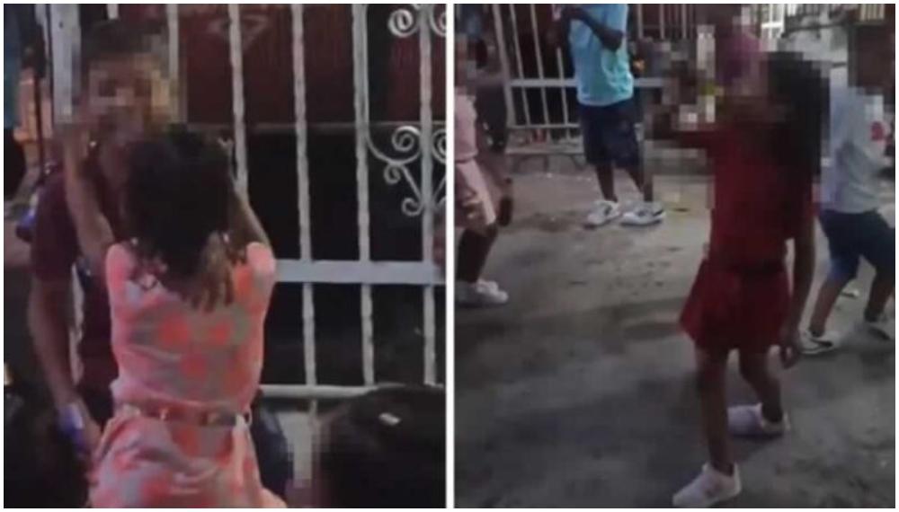 """Indignación por video donde unos niños aparecen tomando trago y """"perreando"""""""