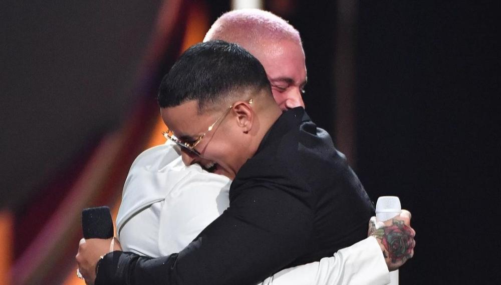 J Balvin Daddy Yankee