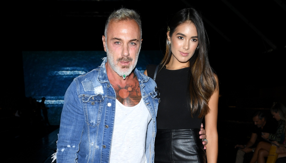 Gianluca Vacchi y Sharon Fonseca abren OnlyFans