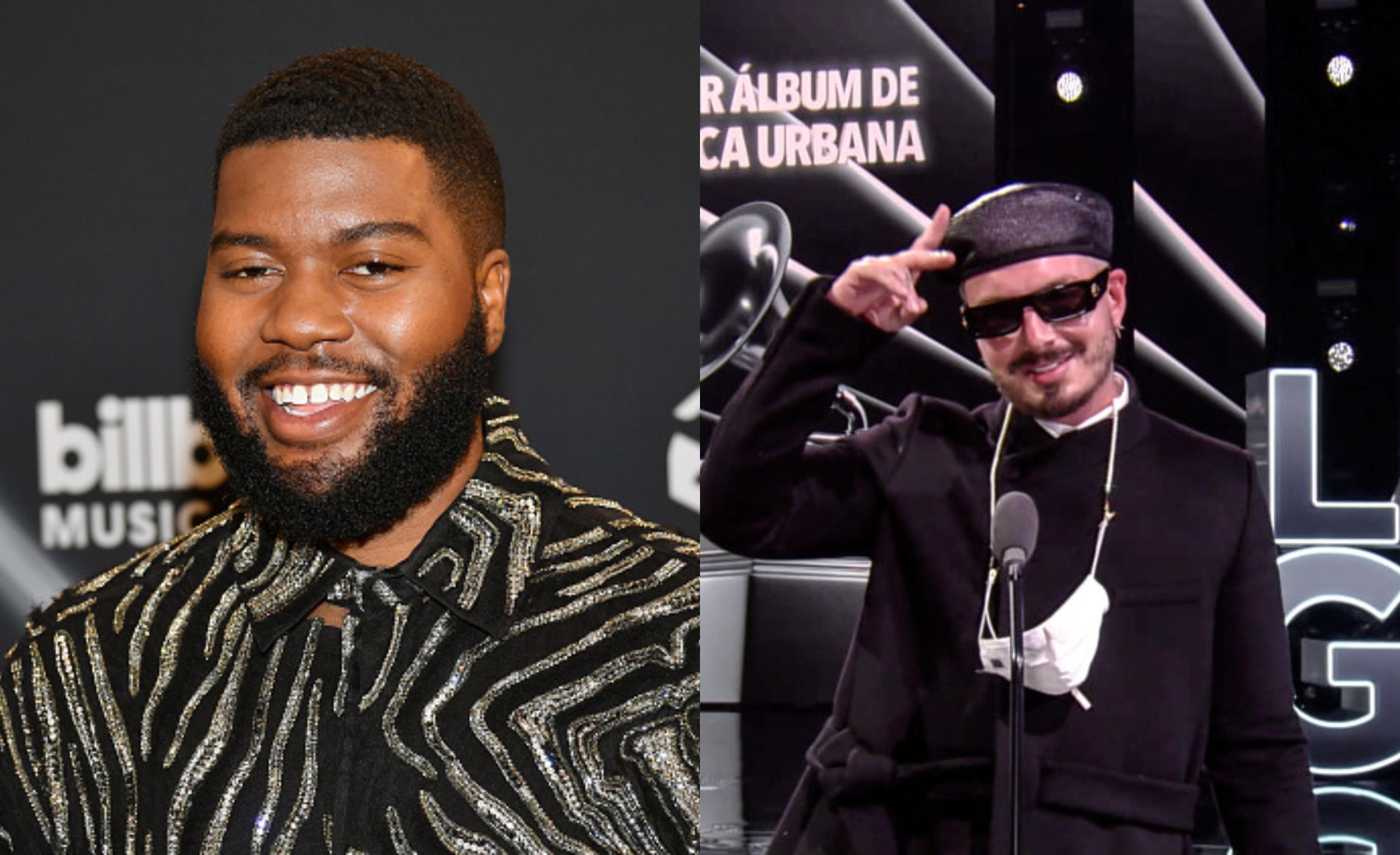 J Balvin anuncia el lanzamiento de 'Esta noche sin ti', junto a Khalid